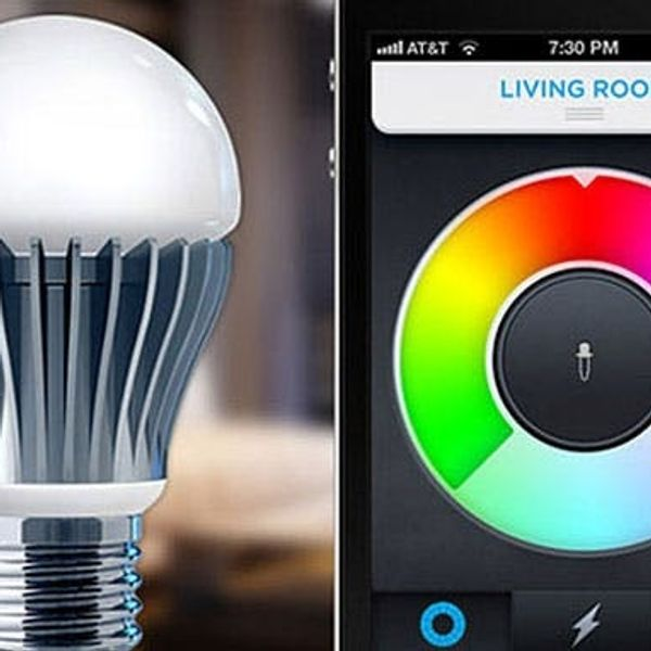 LIFX: Genius Lightbulbs Controlled By Your Phone