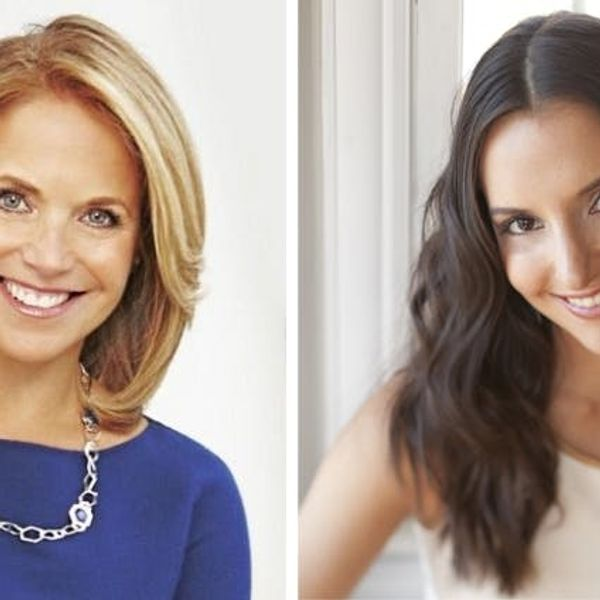 Why I'm Teaming Up with Katie Couric