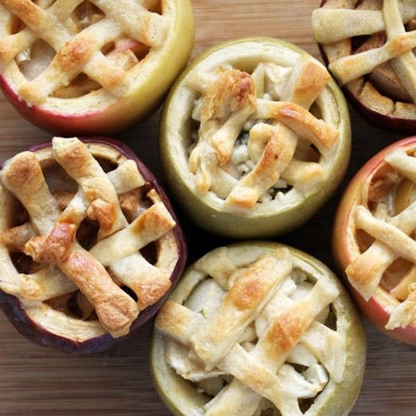 3 Takes on Cheesy Apple Pie… in Apples!