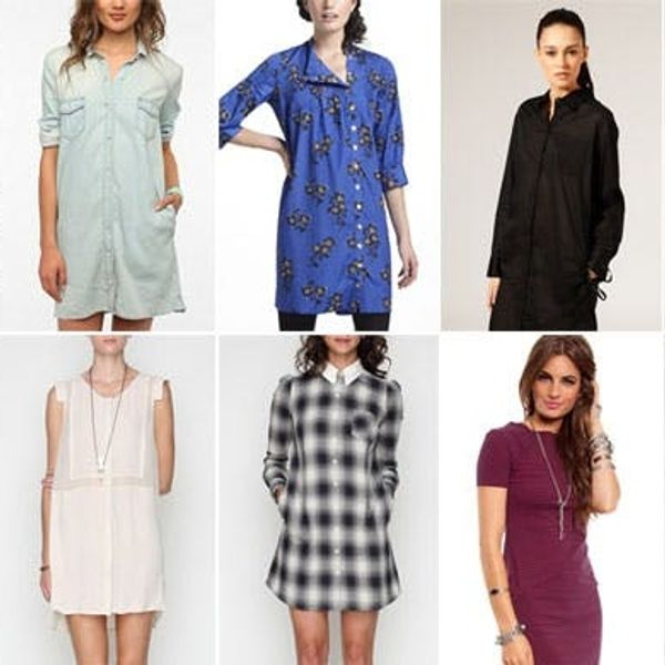 Trend of the Week: The Shirt Dress