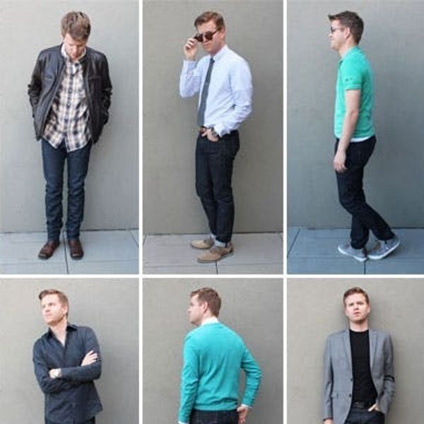 Men's Style Guide: 10 Rules for Rocking Jeans