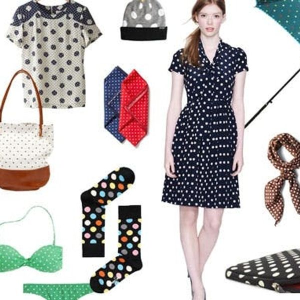 Trend of the Week: Polka Dots