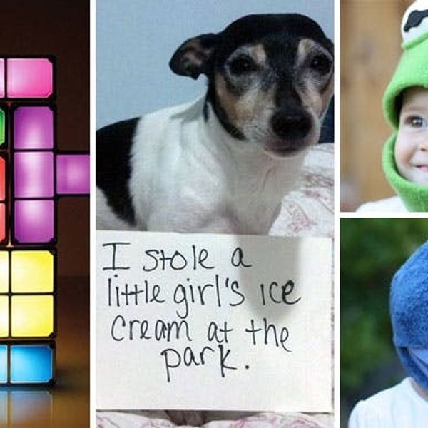 The BritList: Tetris Lighting, Muppet Babies & More