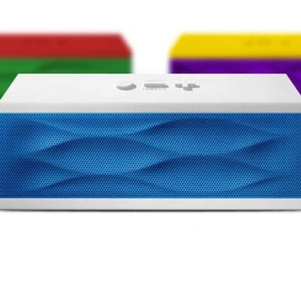 Jambox Announces Colorful Custom Combos