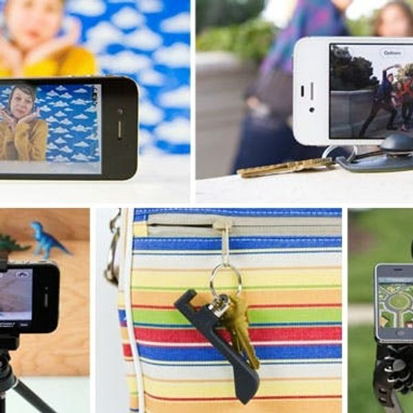5 Awesome Mini Tripods for Your Phone