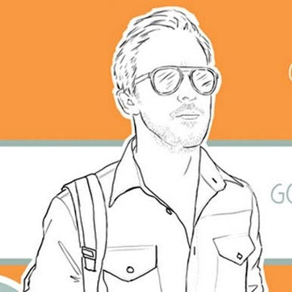 The BritList: A Ryan Gosling Coloring Book, the 90210 Beach House & More
