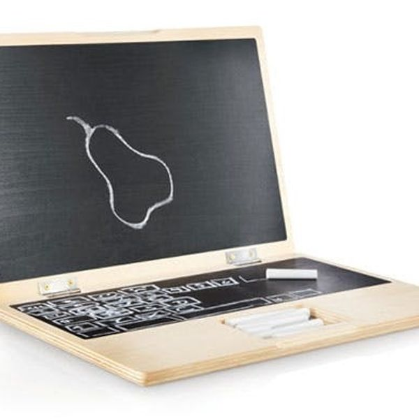 The BritList: A Chalkboard Laptop, Pizza Slice BFF Necklaces & More