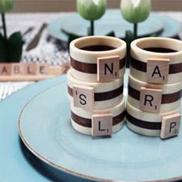 Triple Word Score! 5 Ways to Reuse Scrabble Tiles