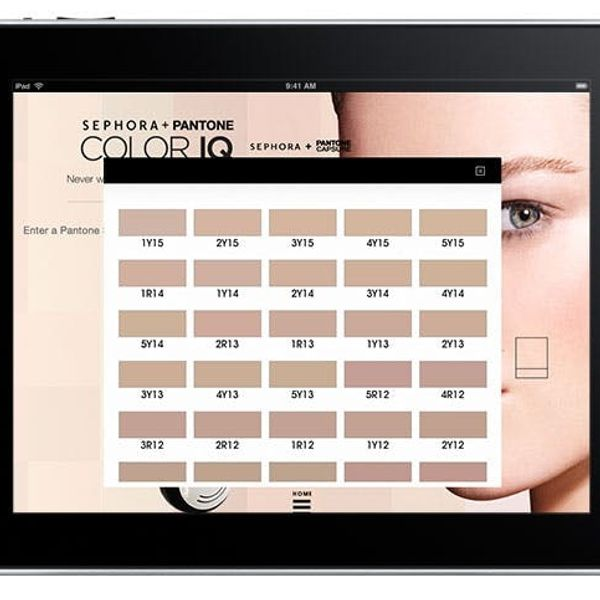 Trying to Find the Perfect Foundation? There's an App for That!