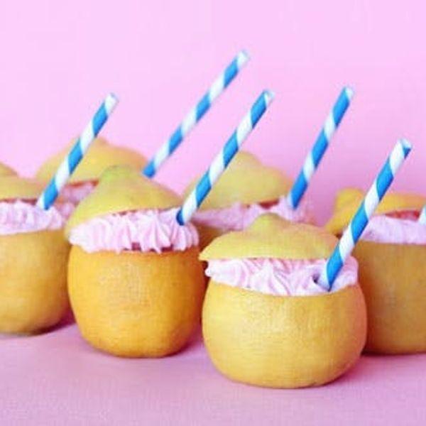 When Life Hands You Lemons…Make Cupcakes!