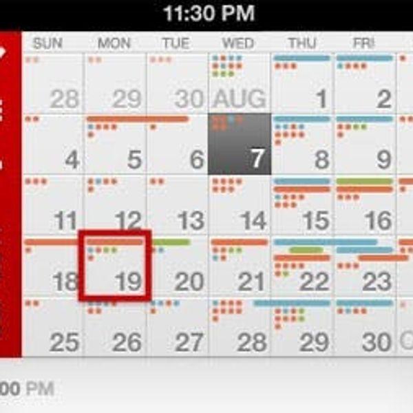 Calvetica: The Fastest iPhone Calendar App Around