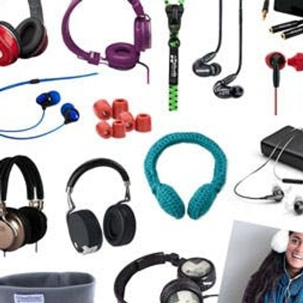 Tuesday's Tech of the Week: Headphones Edition