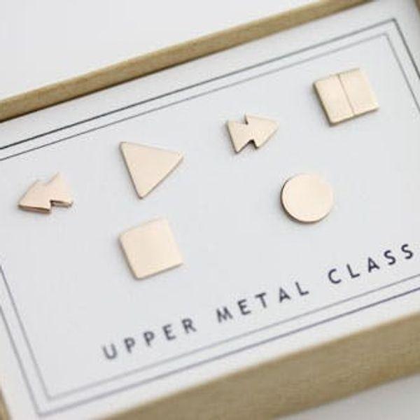Pause, Play, Stop, Rewind: The Ultimate Geek Chic Earrings (Free Giveaway!)