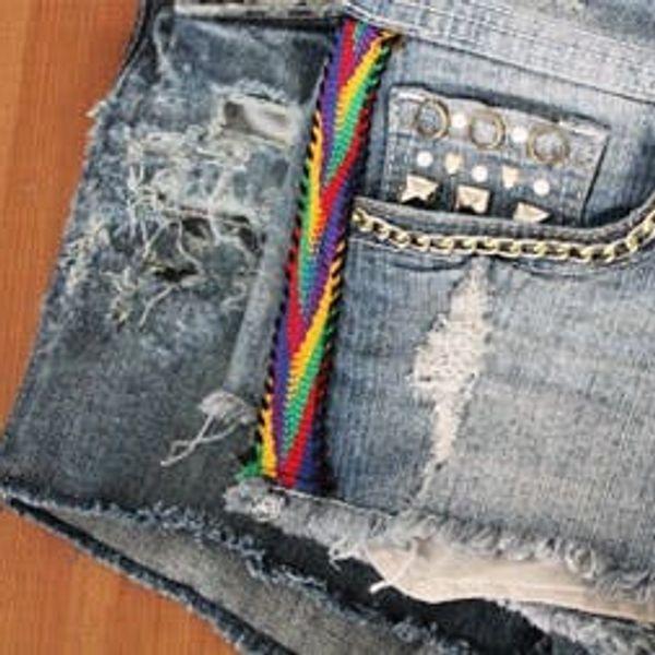 Who Wears Short Shorts? 3 Ways to Make Denim Cutoffs