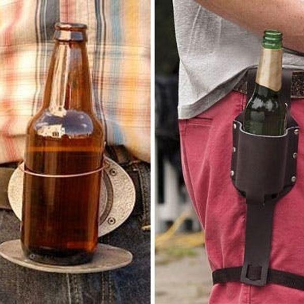 2 Convenient Ways to Wear Your Beer