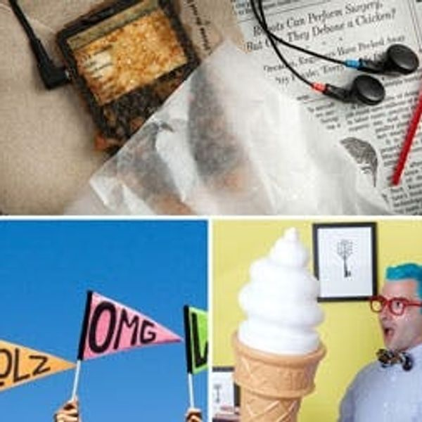 The BritList: A Table that Fits in Your Mailbox, Deep Fried Gadgets & More