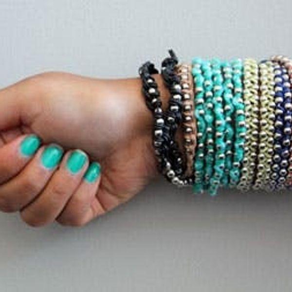 How to Make 3 Super Simple Wrap Bracelets