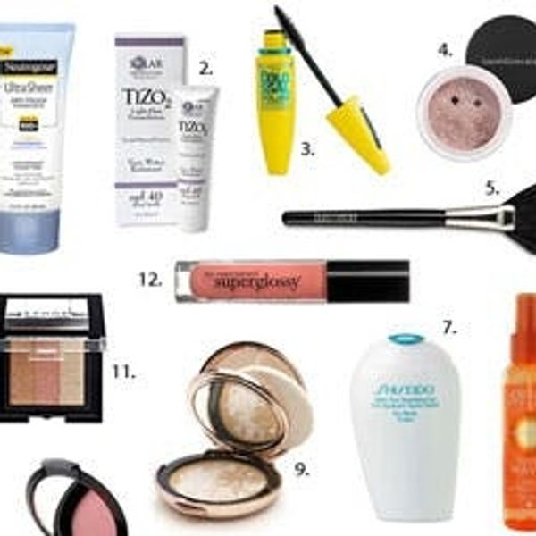 12 Makeup Must-Haves for Sun-Kissed Summer Beauty