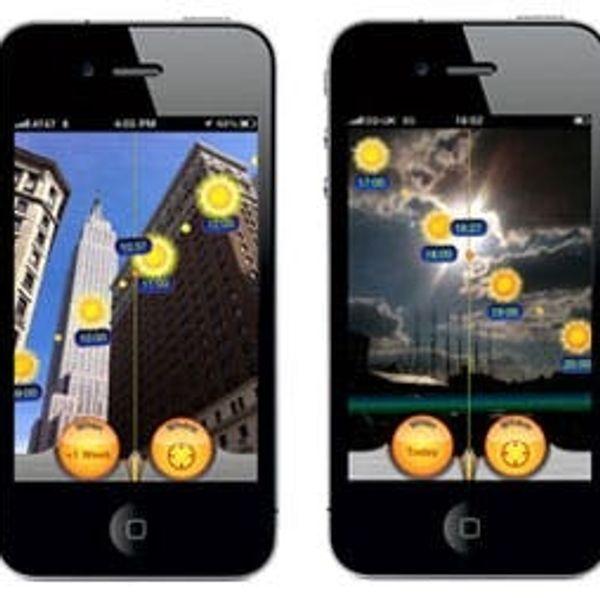 Tuesday's Tech of the Week: Sun Seeker Edition