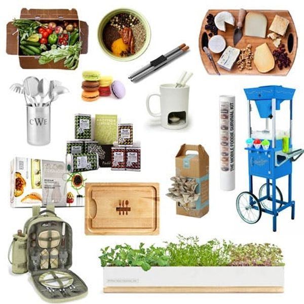 Wedding Gift Guide: Foodie Edition