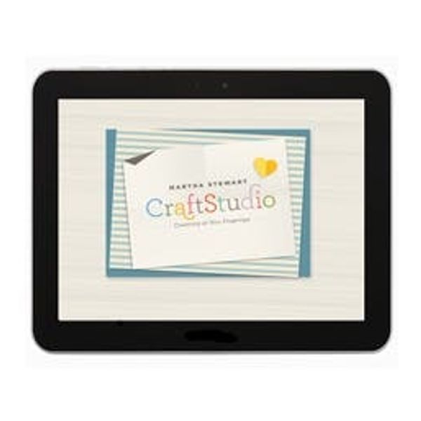 Our Review of Martha Stewart's CraftStudio iPad App