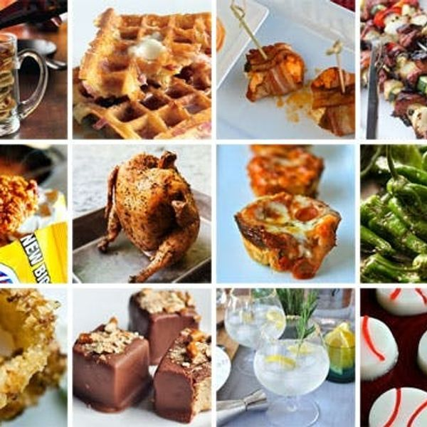 Brit Tested, Father Approved: 12 Darn Good Recipes for Dad's Day