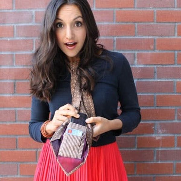 Meet the Pocket Tie: Turn Any Tie into a Wearable Wallet
