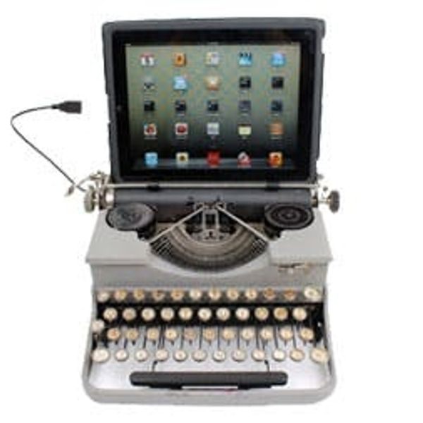 6 Gorgeous, Playful & Super Convenient iPad Keyboards