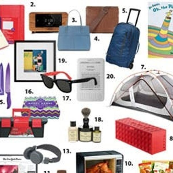 20 Gifts, Goodies & Gadgets for Grads