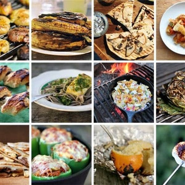 12 Ways to Go Gourmet on Your Campfire