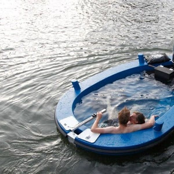The HotTug: A Hot Tub in a Tug Boat
