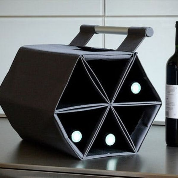 How to Carry a Six Pack… of Wine!