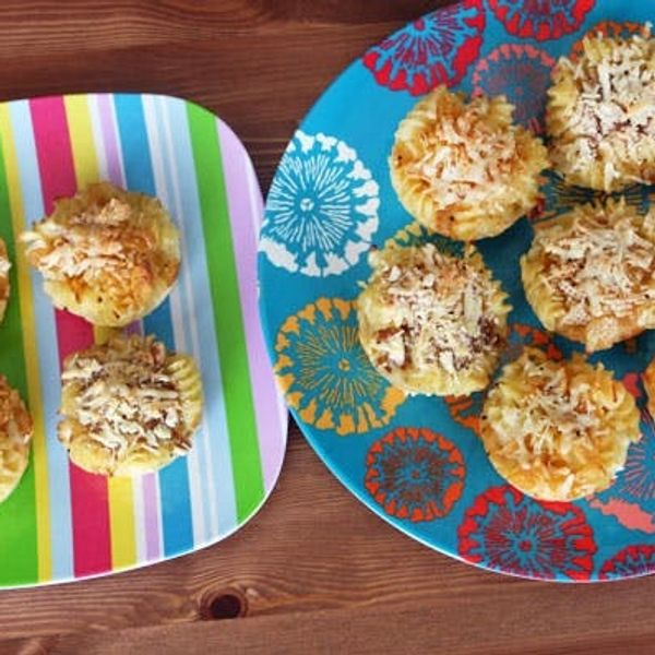 Don't Miss These Delicious Mac and Cheese Muffins