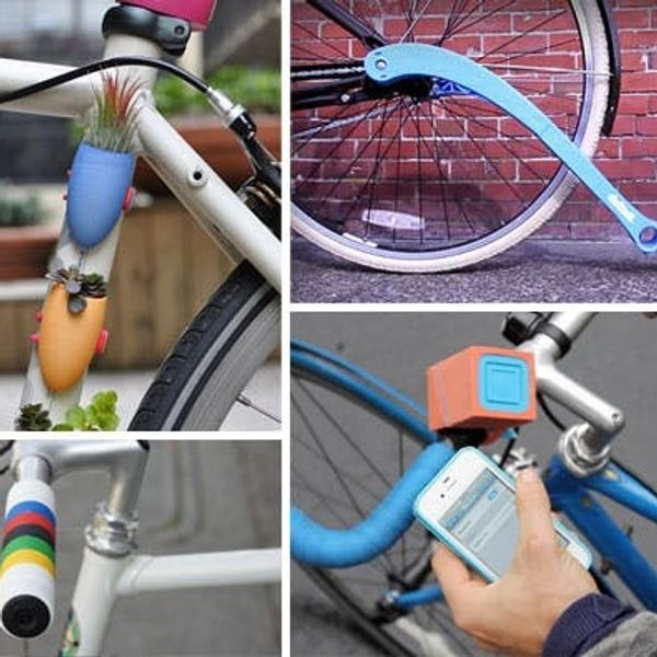 Happy National Bike Month! 4 Gadgets That'll Rock Your Ride