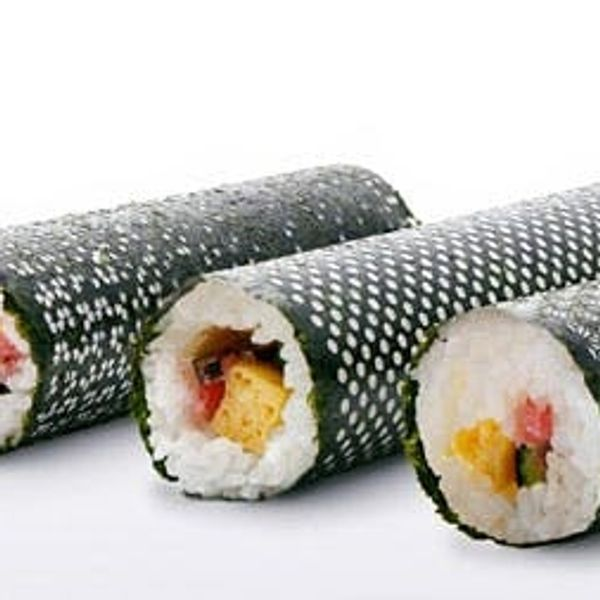 The BritList: Laser Cut Sushi, Muppetypography & More