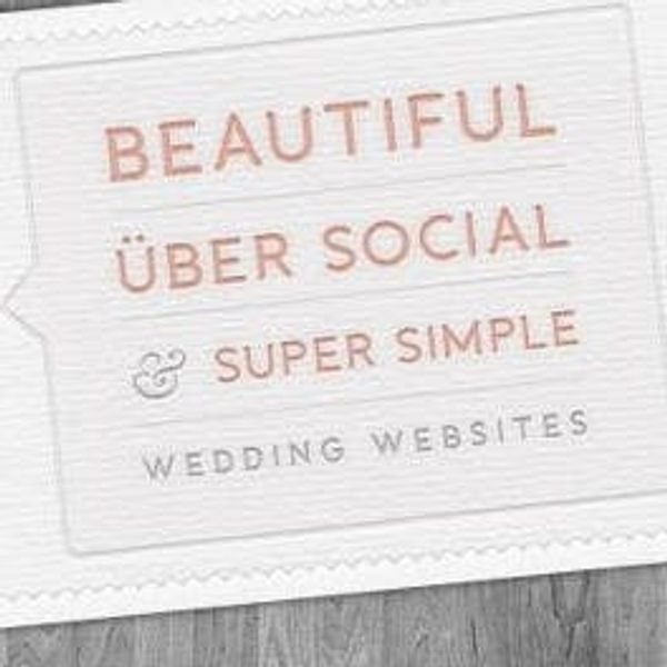 Announcing Weduary: Make Your Own Social & Beautiful Wedding Website