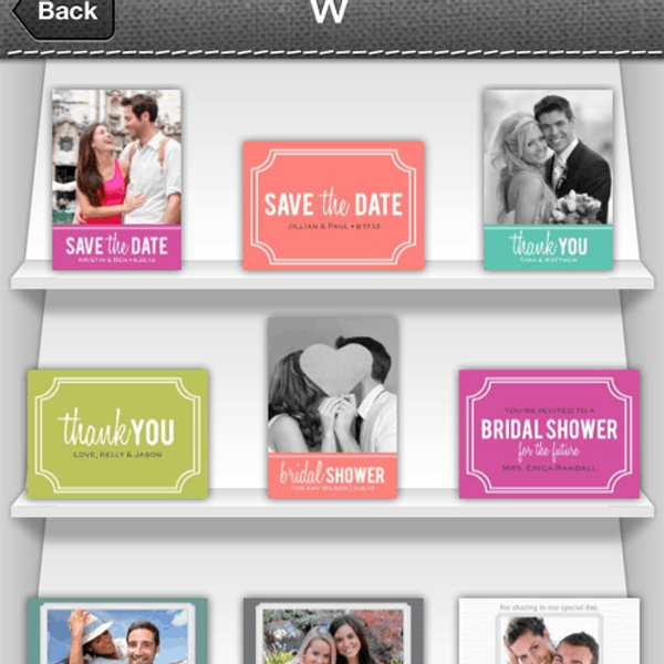 With Weduary + Sincerely, Now You Can Design and Mail Stationery From Your Phone