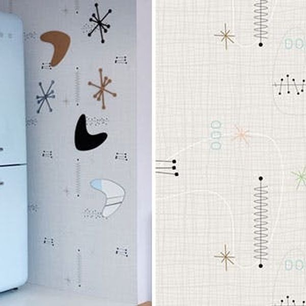 Magnetic Wallpaper Lets You Customize Your Space