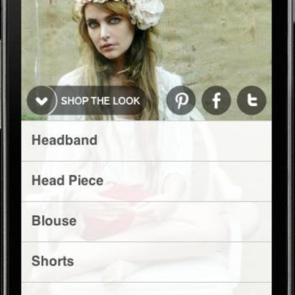 Kaleidoscope Lets You Shop by Outfit from Your Phone