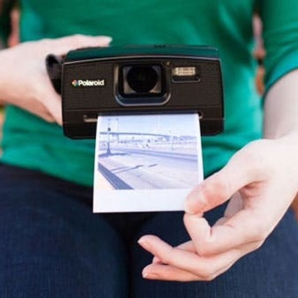 Preview Your Polaroids Before Printing with the Z340