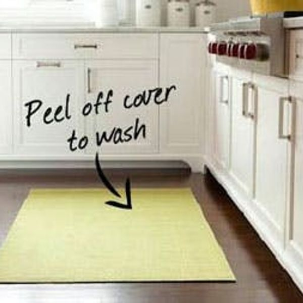 Reinventing the Rug: An Easy Way to Keep Your Carpets Clean