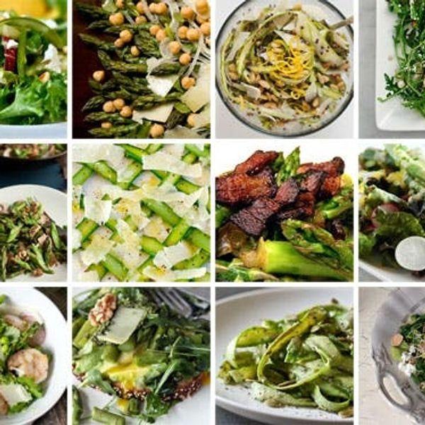 12 Awesome Asparagus Salads