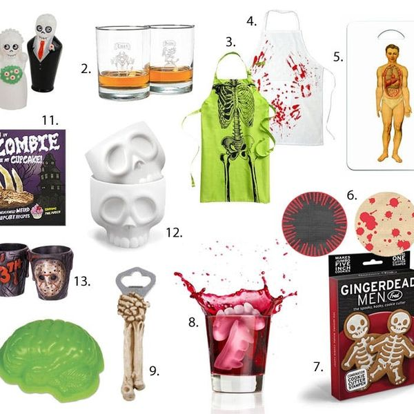Zombies, Skeletons, and Cupcakes: Happy Friday the 13th!