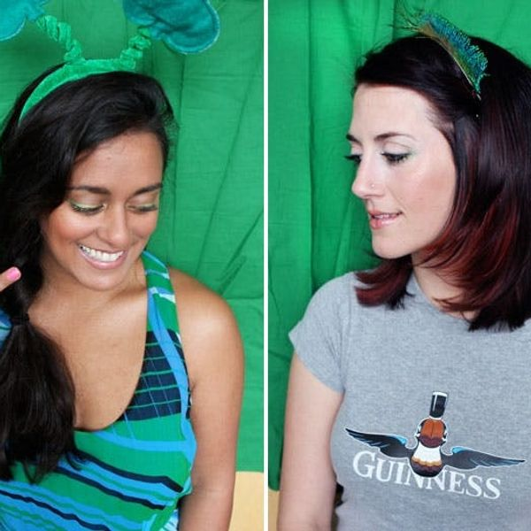 Get Green & Gorgeous for St. Paddy's