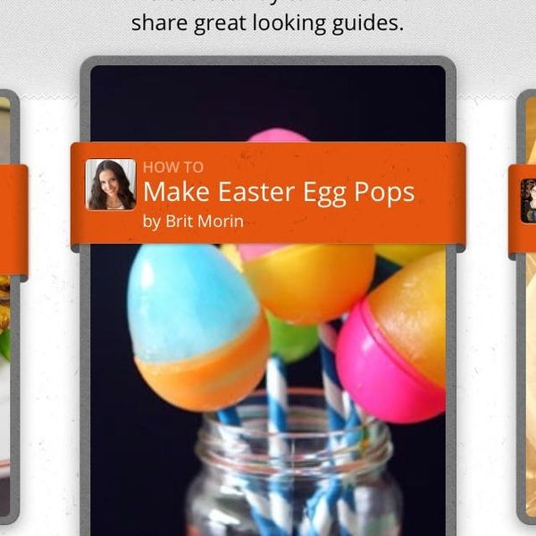 Oh Snap! Snapguide is the Ultimate How-To App