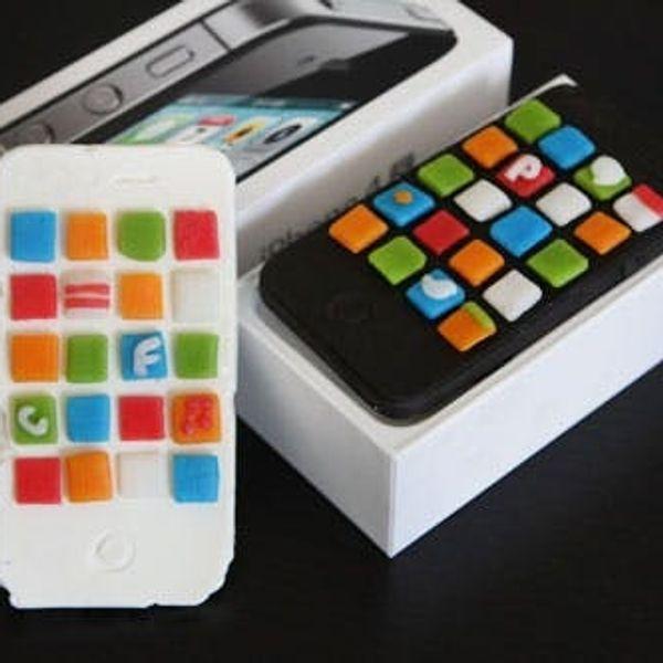 Sweet! How to Make a Chocolate iPhone