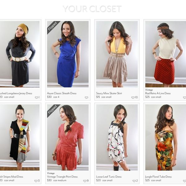 Use Threadflip to Shop Your Friends' Closets Online