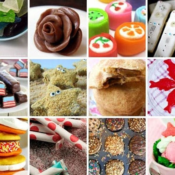 12 Colorful Recipes Straight from Candyland