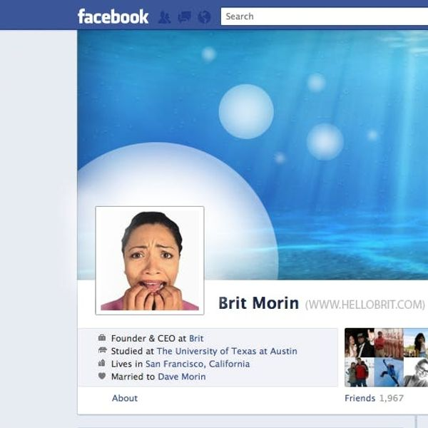 How To Hack Your Facebook Timeline Cover: Trapped In A Bubble