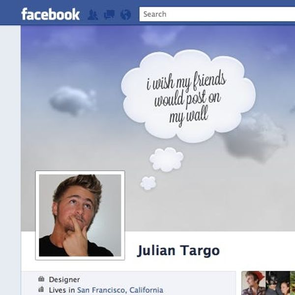 How To Hack Your Facebook Timeline Cover: Daydreaming